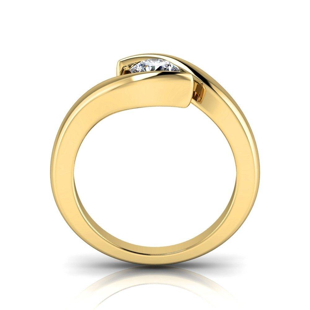 Vorschau: Verlobungsring-VR03-333er-Gelbgold-5097-beta