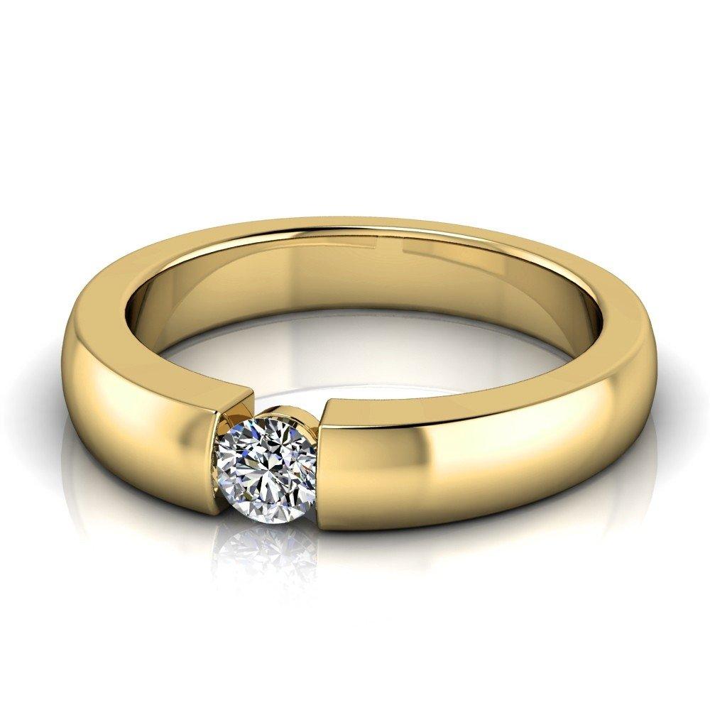 Vorschau: Verlobungsring-VR04-585er-Gelbgold-5157-deta