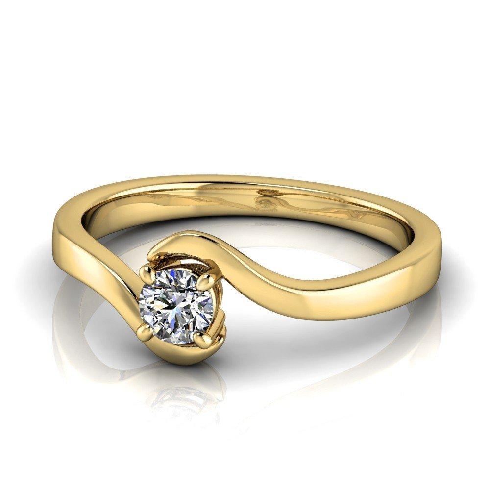 Vorschau: Verlobungsring-VR10-333er-Gelbgold-5604-deta