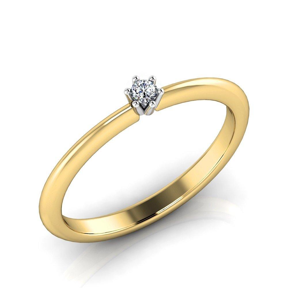 Verlobungsring-VR01-750er-Gelb-Weißgold-1050