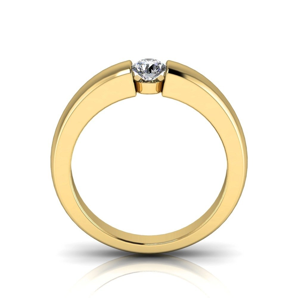 Vorschau: Verlobungsring-VR04-333er-Gelbgold-5141-beta