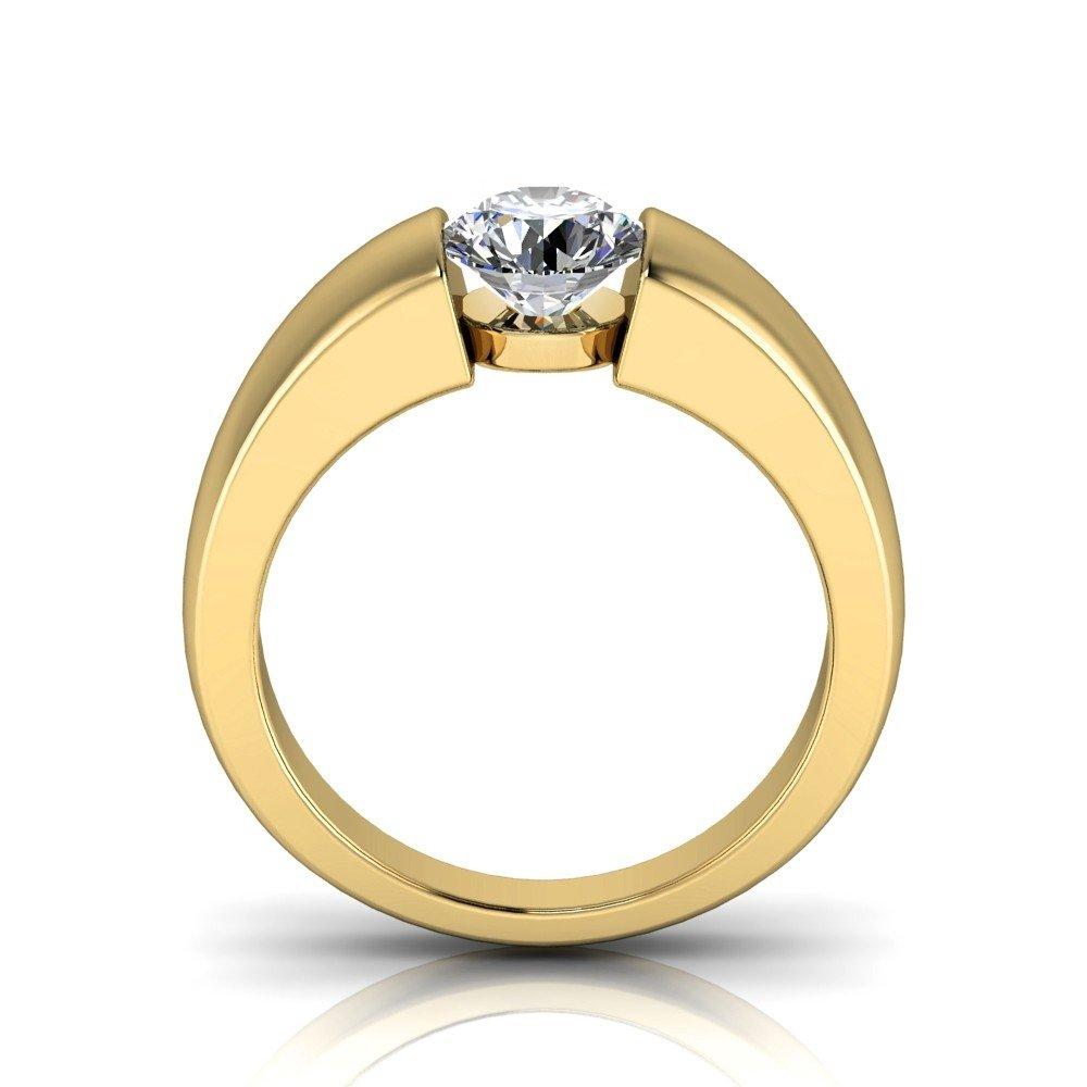 Vorschau: Verlobungsring-VR04-333er-Gelbgold-5153-beta