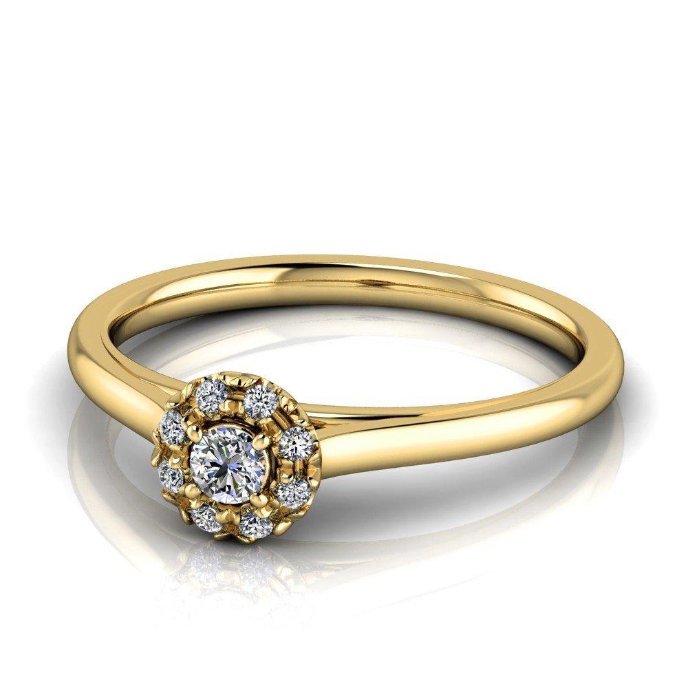 Vorschau: Verlobungsring-VR08-333er-Gelbgold-5376-deta