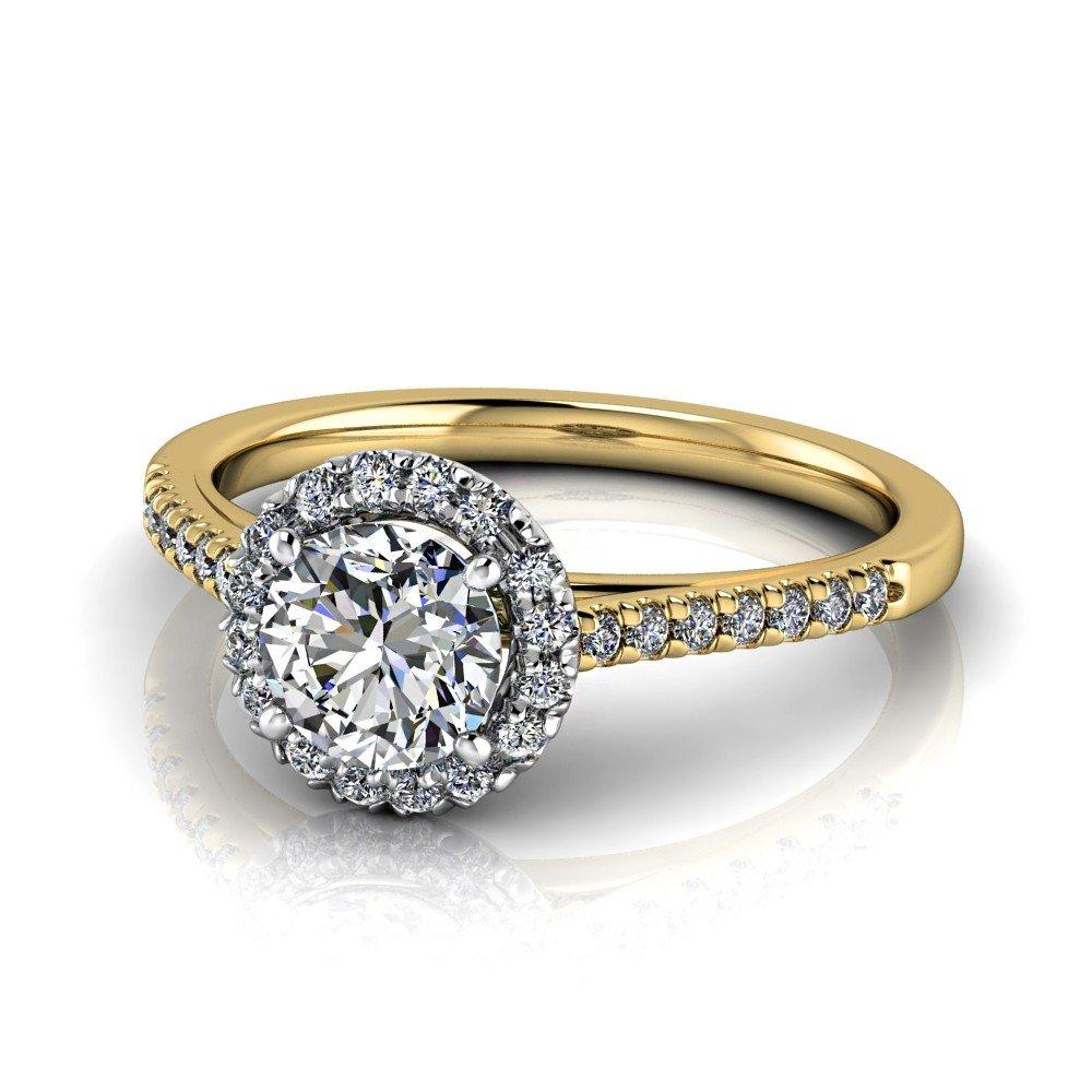 Vorschau: Verlobungsring-VR09-333er-Gelb-Weißgold-5493-deta