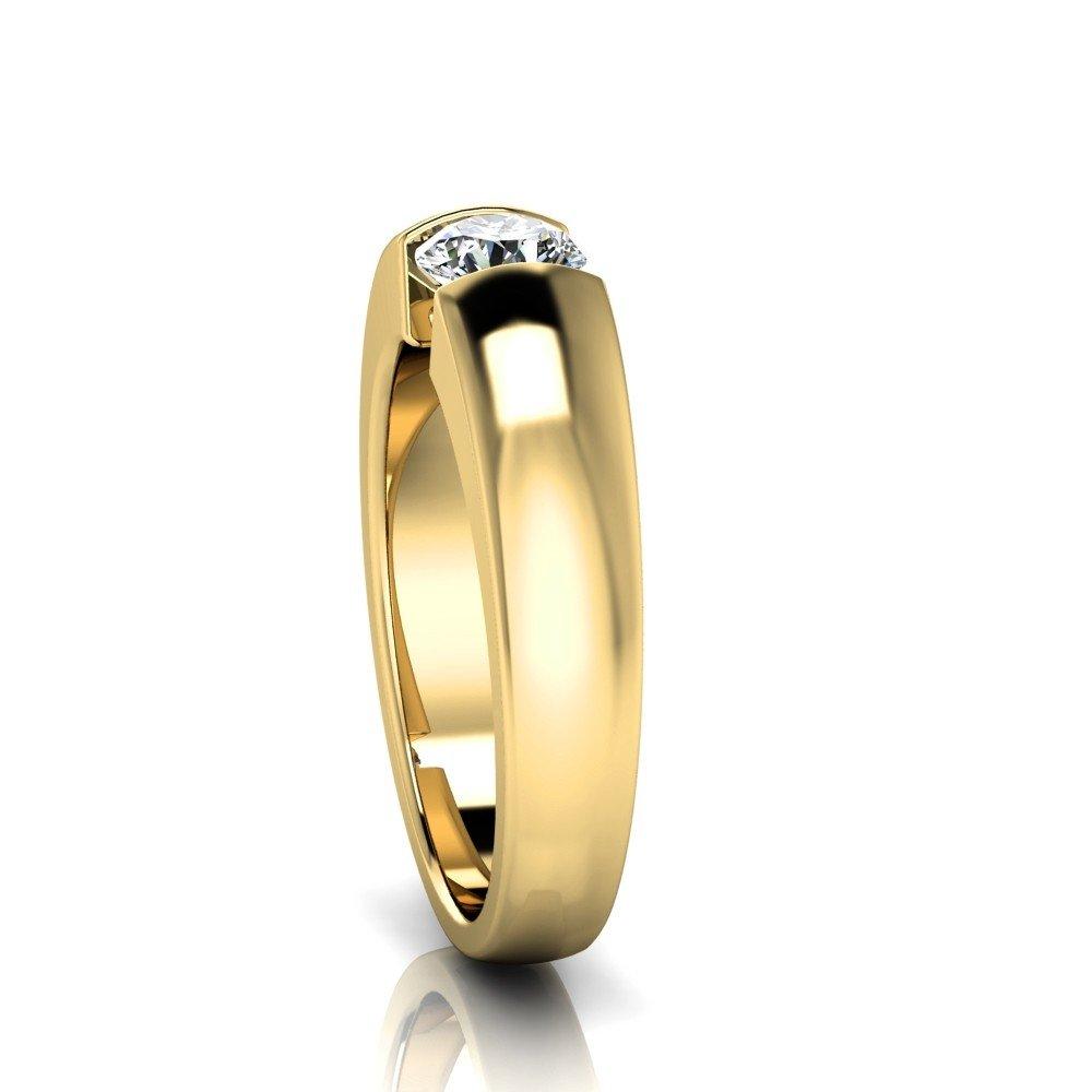 Vorschau: Verlobungsring-VR04-333er-Gelbgold-5145-ceta
