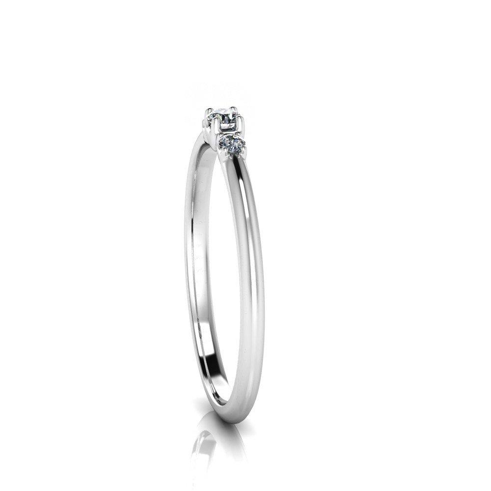 Vorschau: Verlobungsring-VR13-585er-Weißgold-6889-ceta
