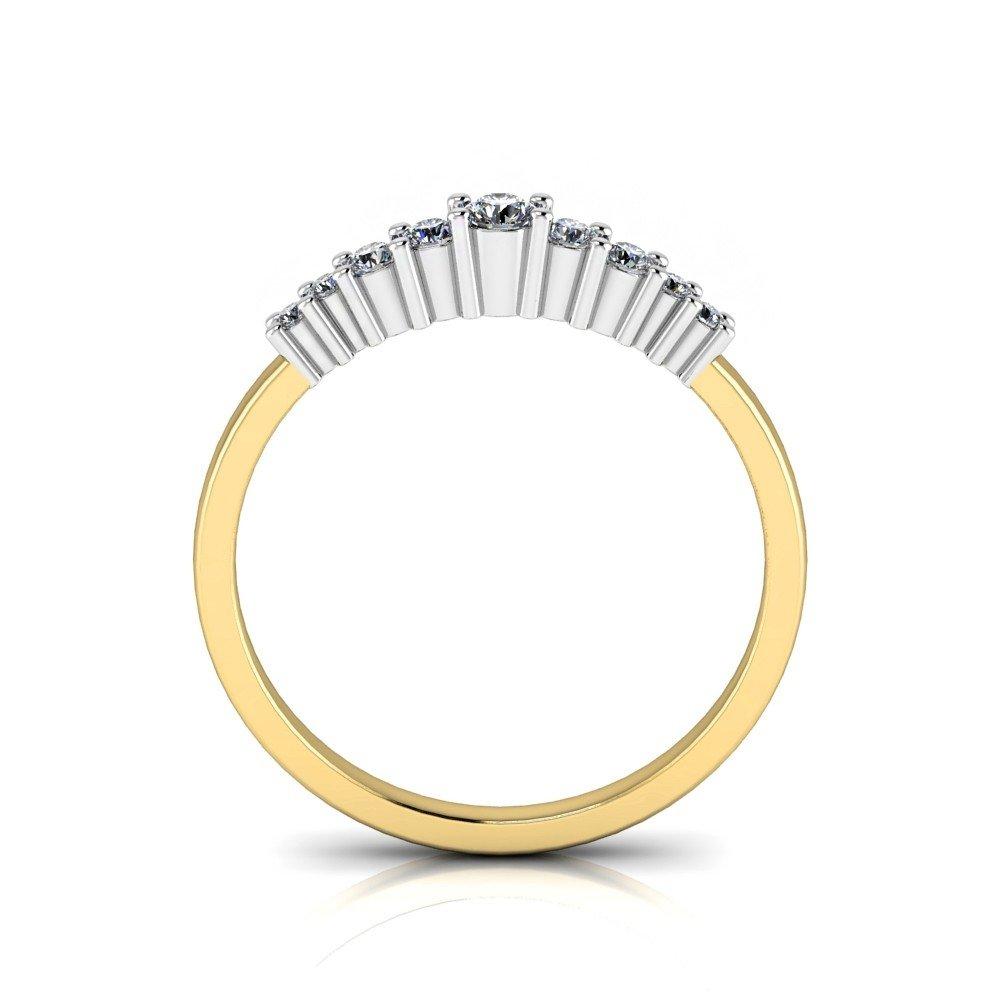 Vorschau: Verlobungsring-VR12-333er-Gelb-Weißgold-5723-beta