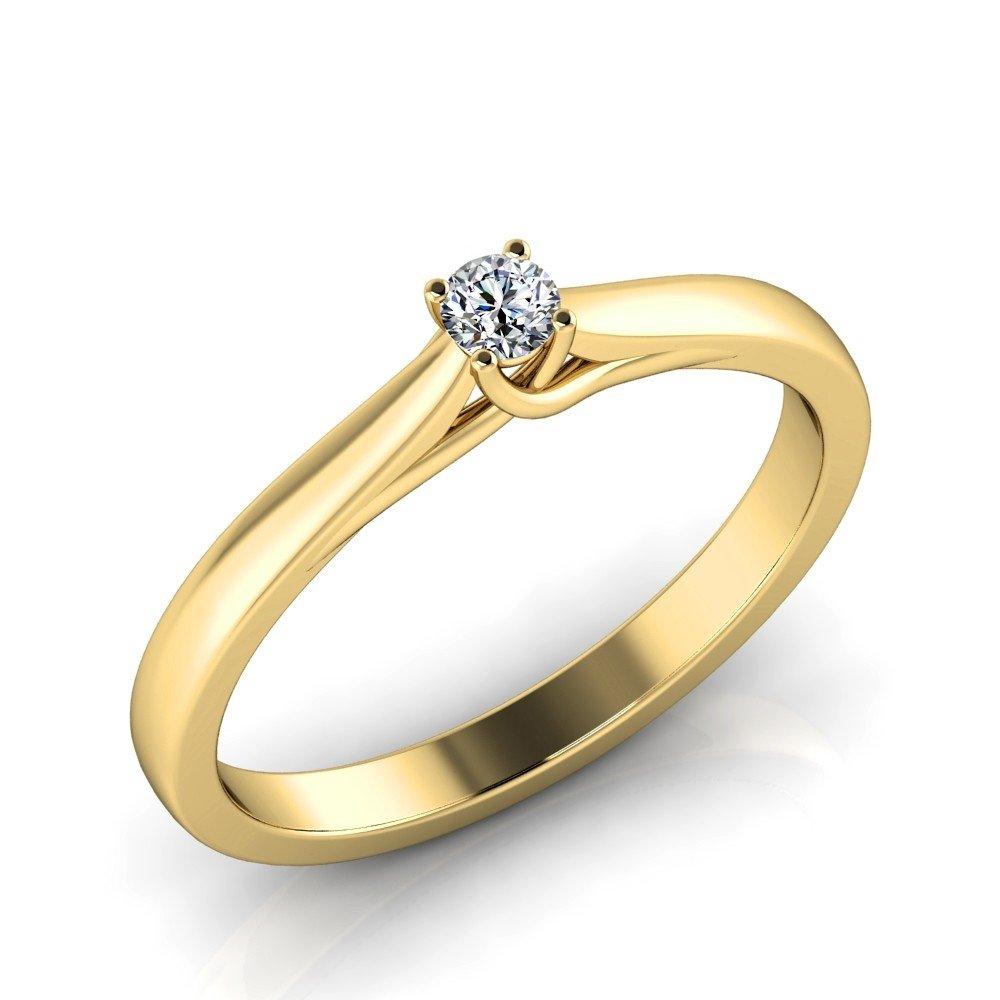 Verlobungsring-VR14-585er-Gelbgold-5896