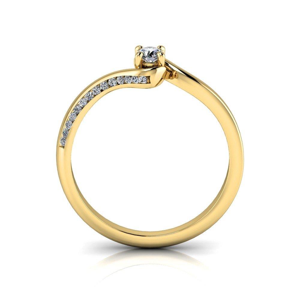 Vorschau: Verlobungsring-VR11-333er-Gelbgold-5663-beta