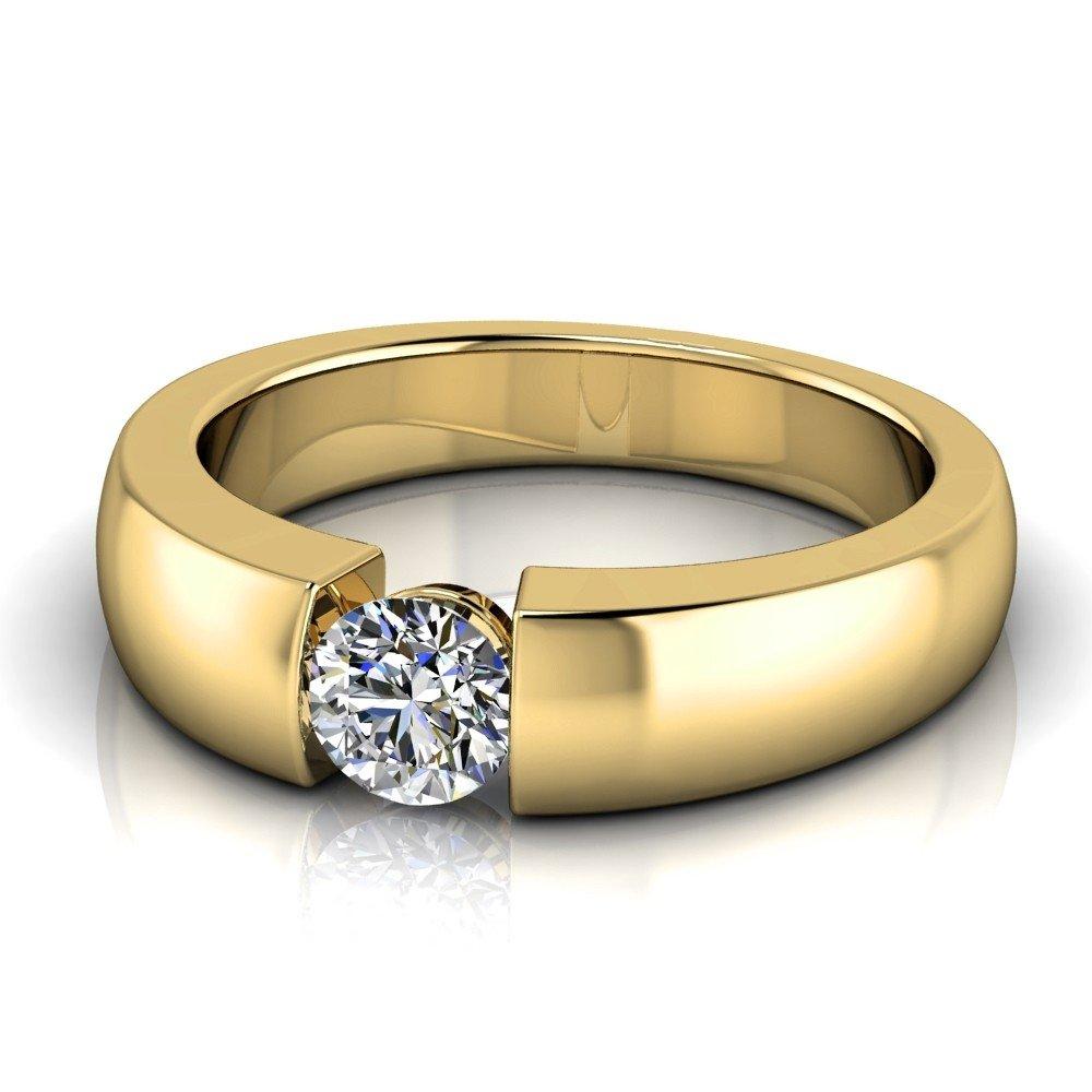 Vorschau: Verlobungsring-VR04-333er-Gelbgold-5145-deta
