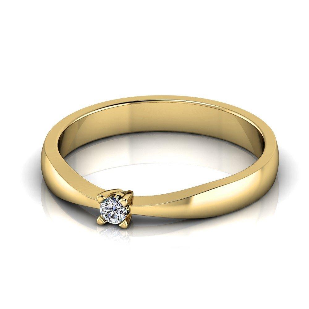 Vorschau: Verlobungsring-VR07-333er-Gelbgold-3502-deta