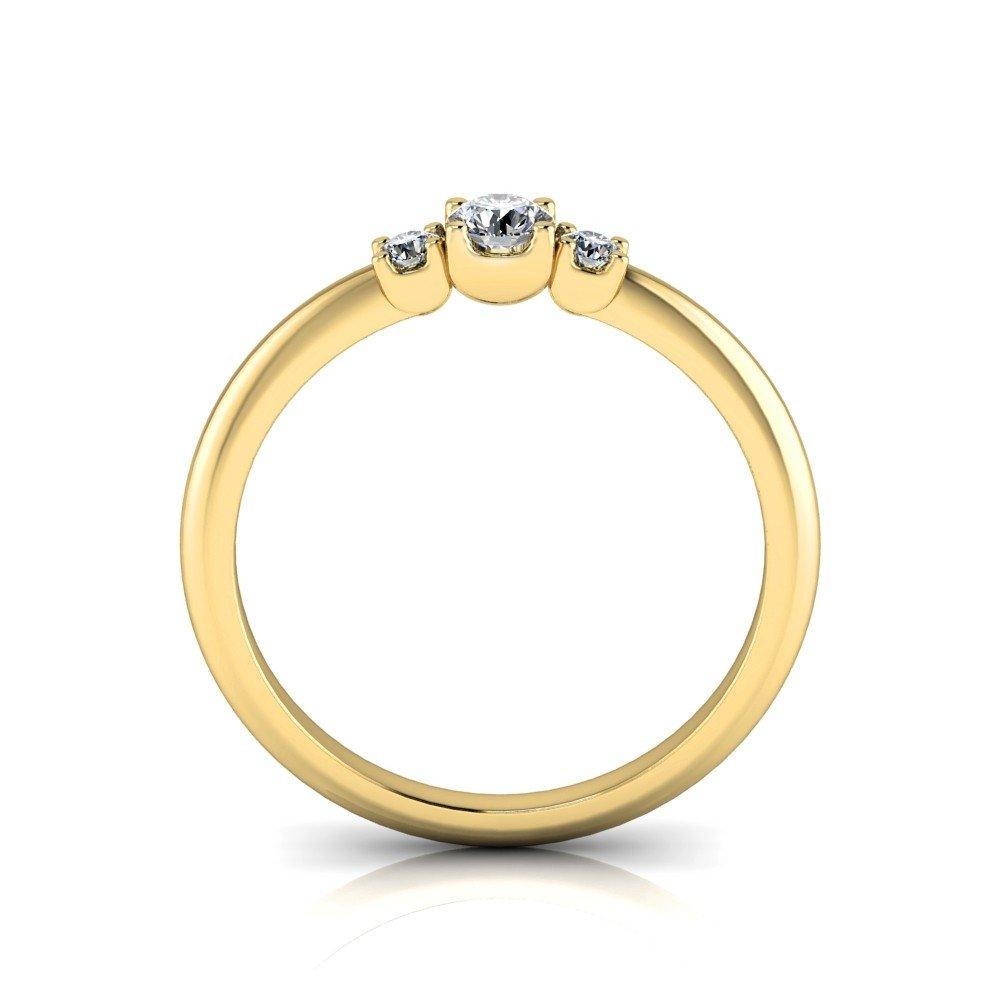 Vorschau: Verlobungsring-VR13-333er-Gelbgold-5790-beta