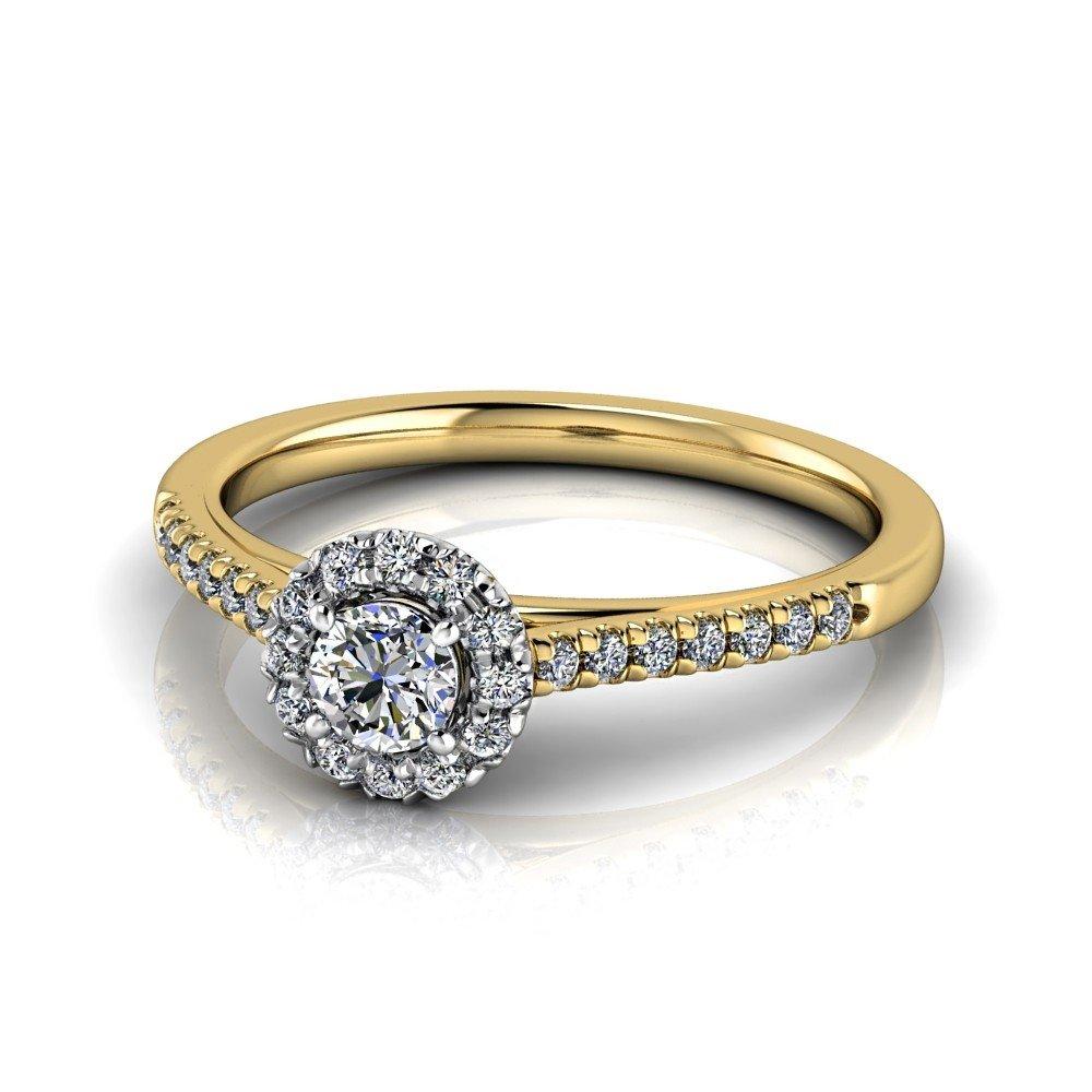 Vorschau: Verlobungsring-VR09-333er-Gelb-Weißgold-5484-deta