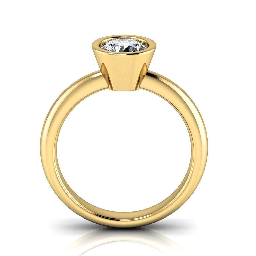 Vorschau: Verlobungsring-VR02-333er-Gelbgold-5013-beta