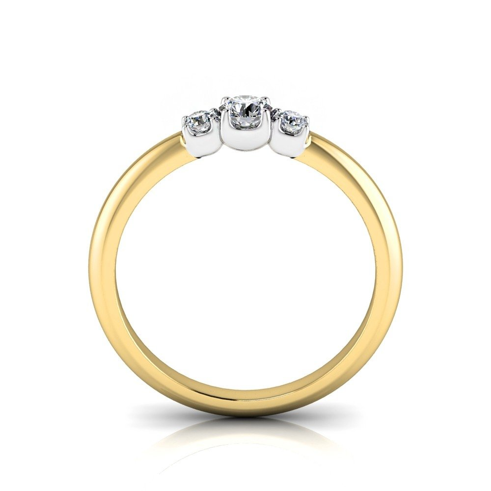 Vorschau: Verlobungsring-VR13-333er-Gelb-Weißgold-5778-beta