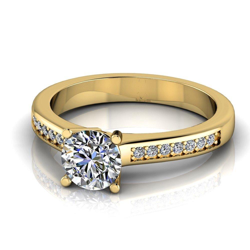 Vorschau: Verlobungsring-VR05-333er-Gelbgold-5213-deta