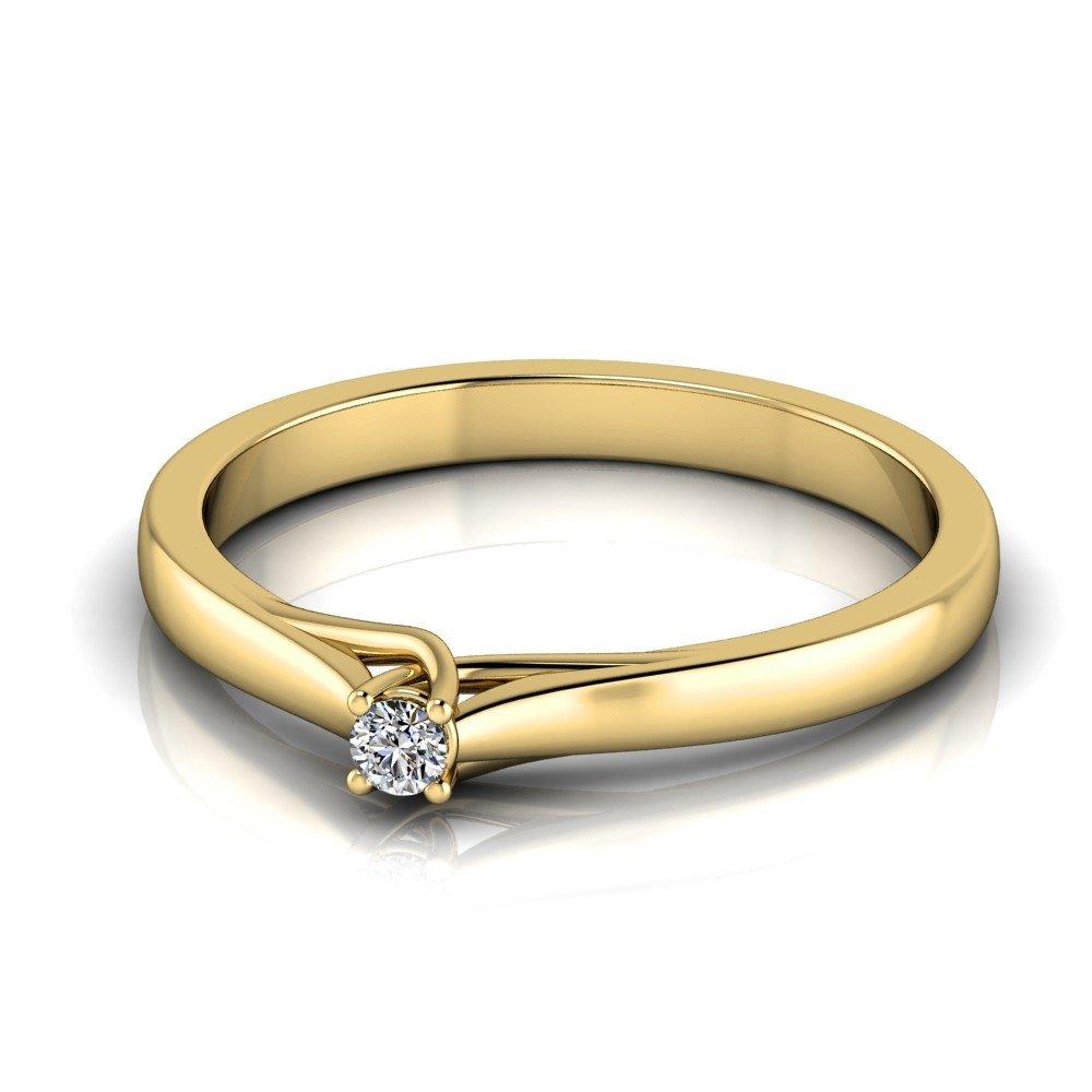 Vorschau: Verlobungsring-VR14-333er-Gelbgold-5892-deta