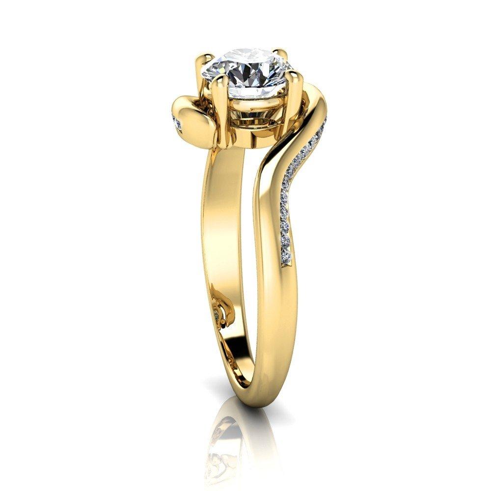 Vorschau: Verlobungsring-VR11-333er-Gelbgold-5675-ceta