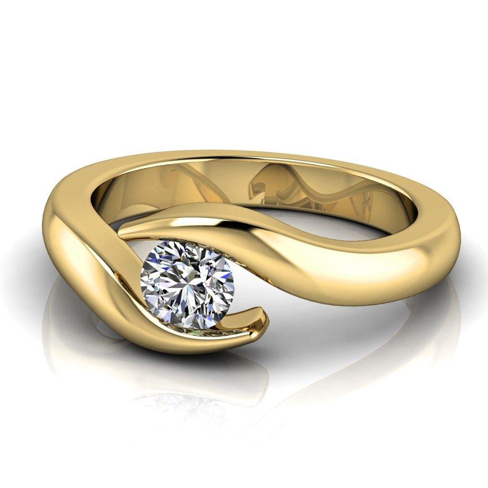 Vorschau: Verlobungsring-VR03-333er-Gelbgold-5097-deta