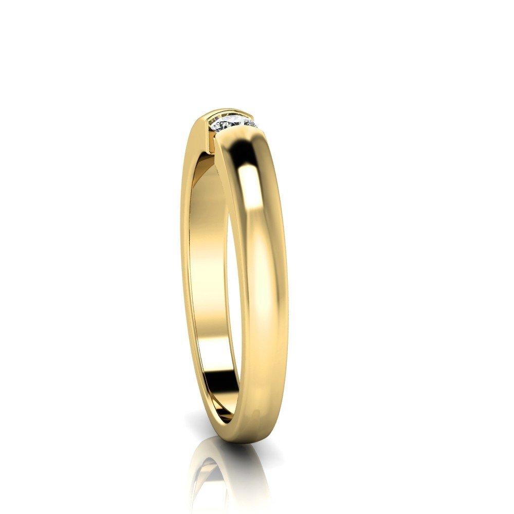 Vorschau: Verlobungsring-VR04-333er-Gelbgold-3403-ceta