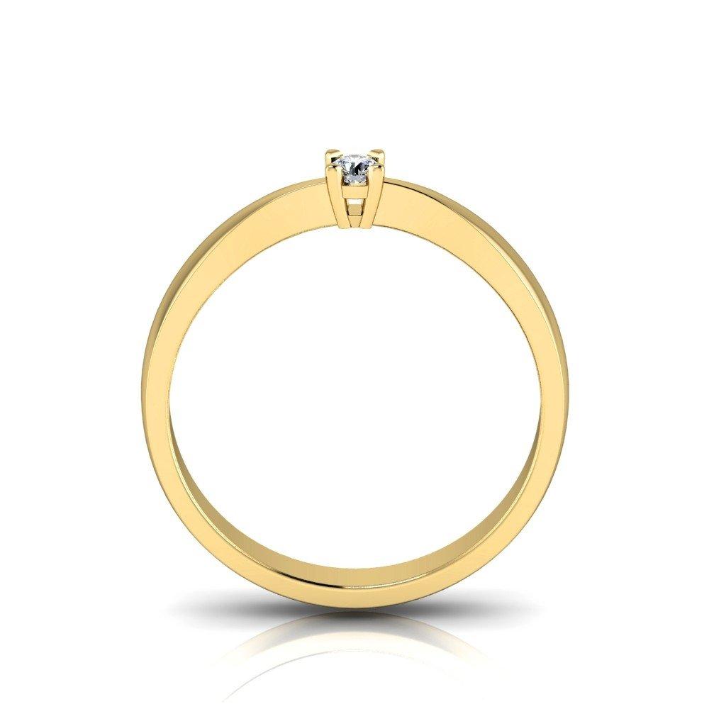 Vorschau: Verlobungsring-VR07-333er-Gelbgold-3502-beta