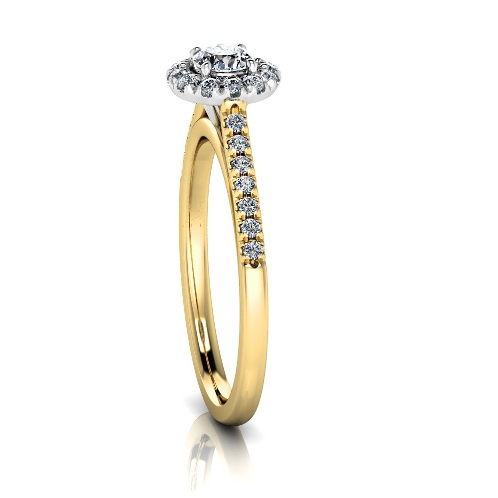 Vorschau: Verlobungsring-VR09-333er-Gelb-Weißgold-5484-ceta