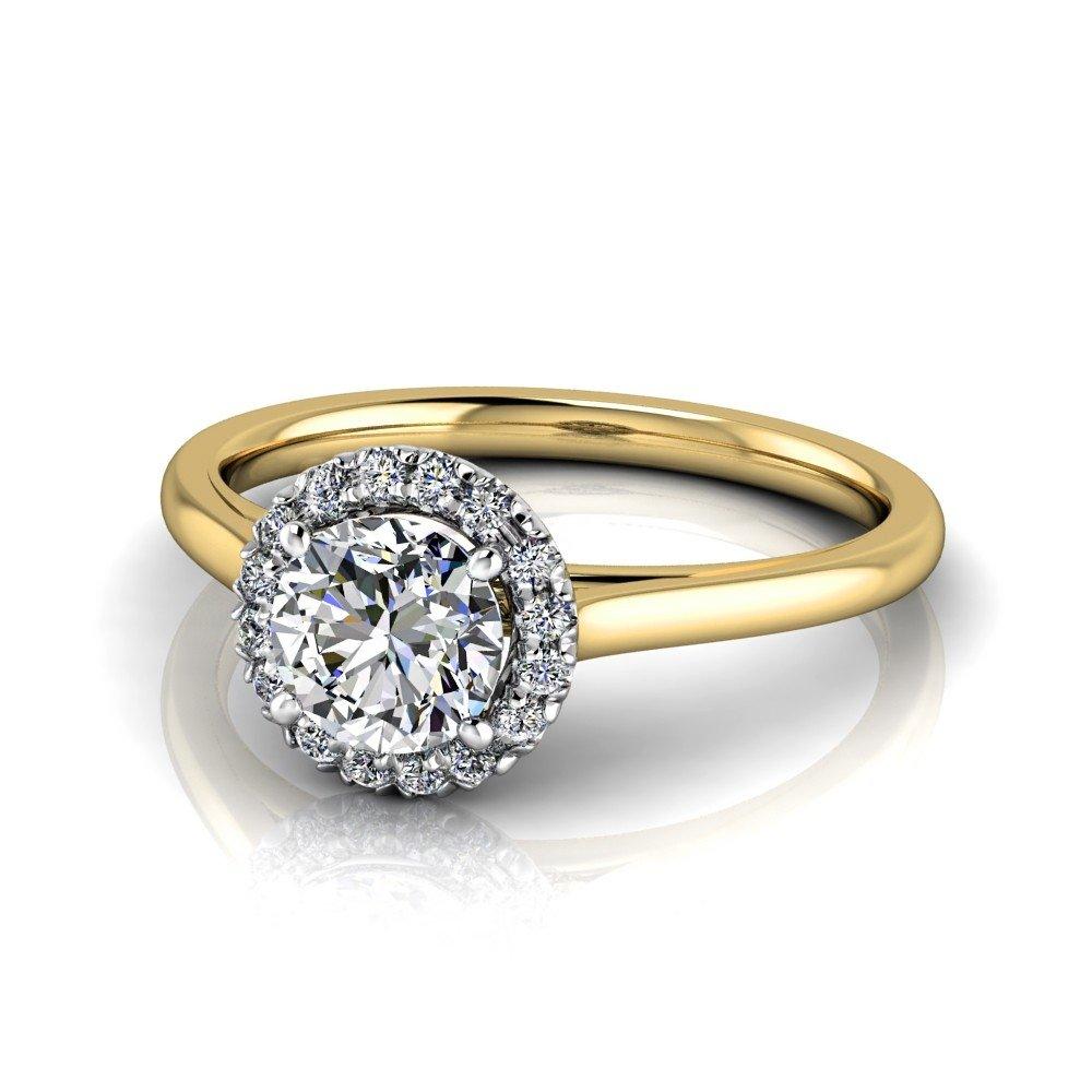 Vorschau: Verlobungsring-VR08-333er-Gelb-Weißgold-5373-deta