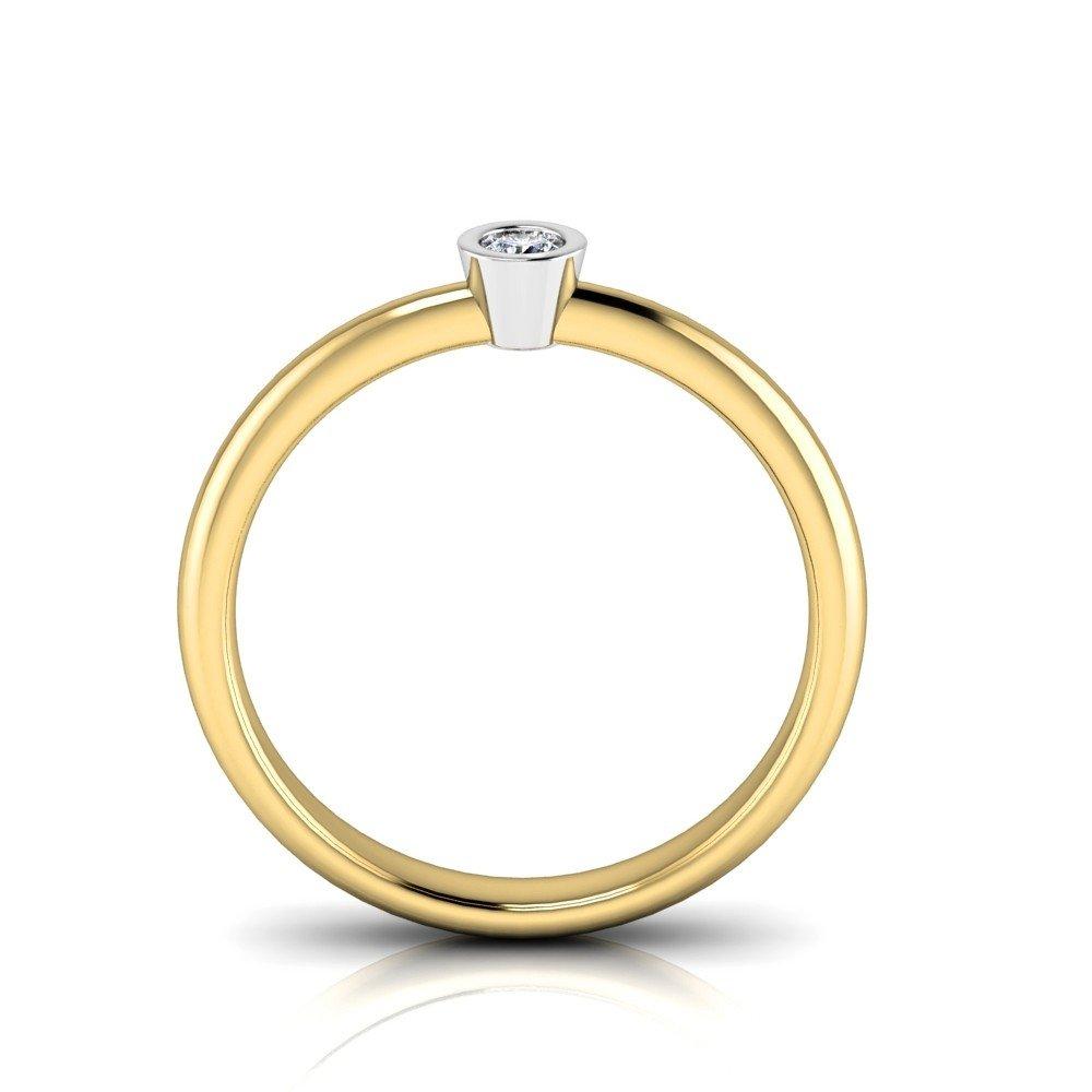 Vorschau: Verlobungsring-VR02-333er-Gelb-Weißgold-0994-beta