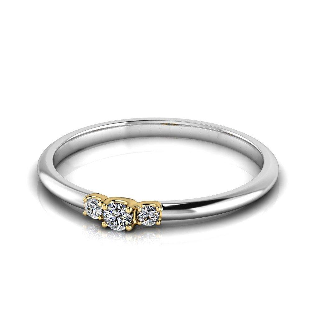 Vorschau: Verlobungsring-VR13-585er-Weiß-Gelbgold-5803-deta
