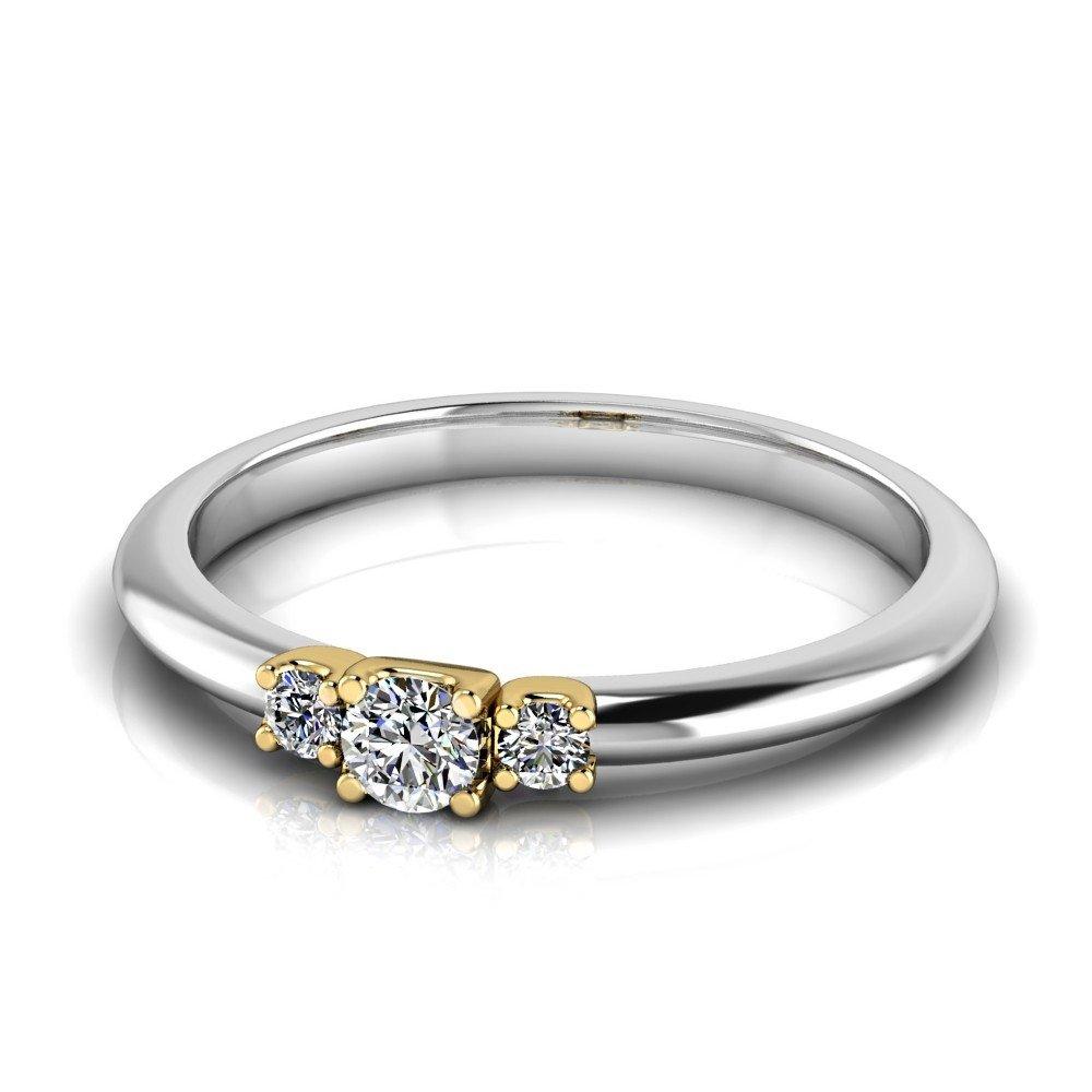 Vorschau: Verlobungsring-VR13-333er-Weiß-Gelbgold-5805-deta