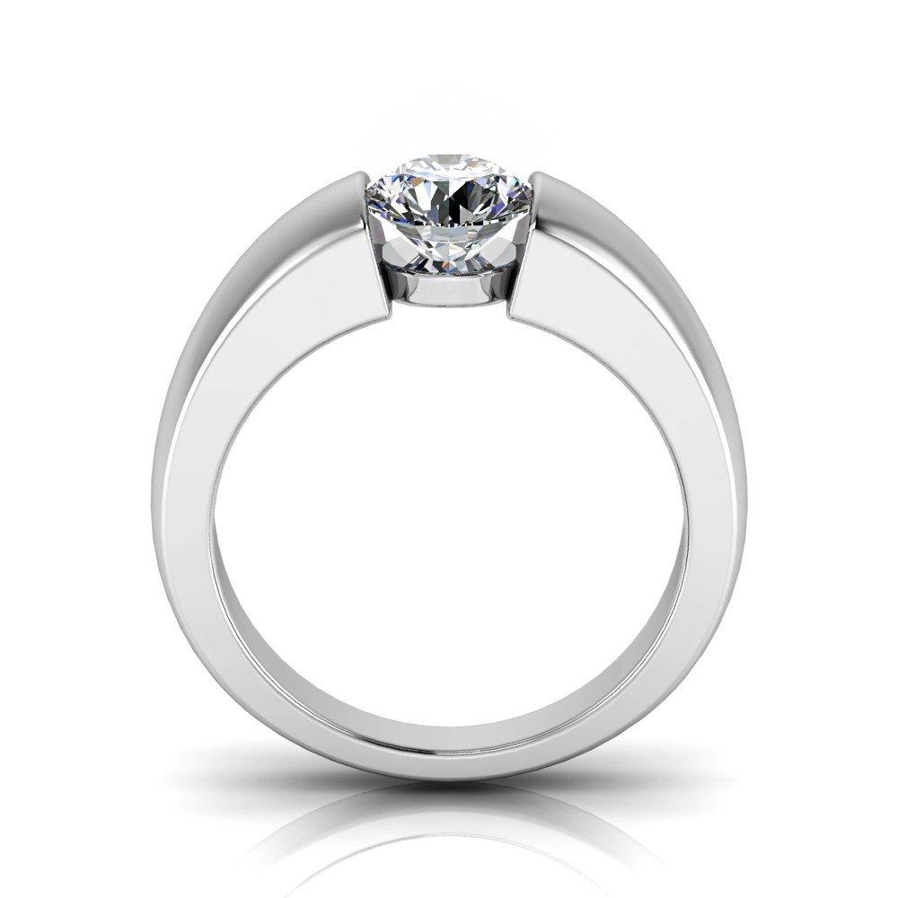 Vorschau: Verlobungsring-VR04-333er-Weißgold-6777-beta