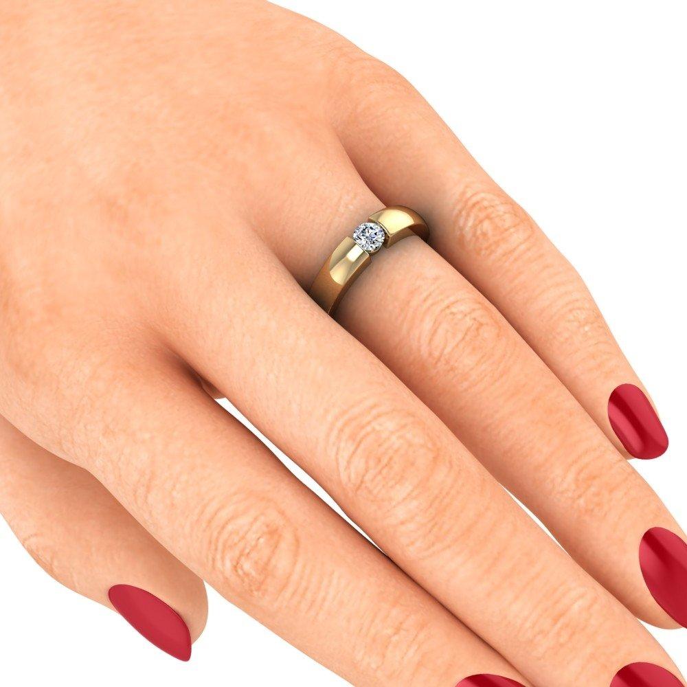 Vorschau: Verlobungsring-VR04-585er-Gelbgold-5157-eeta