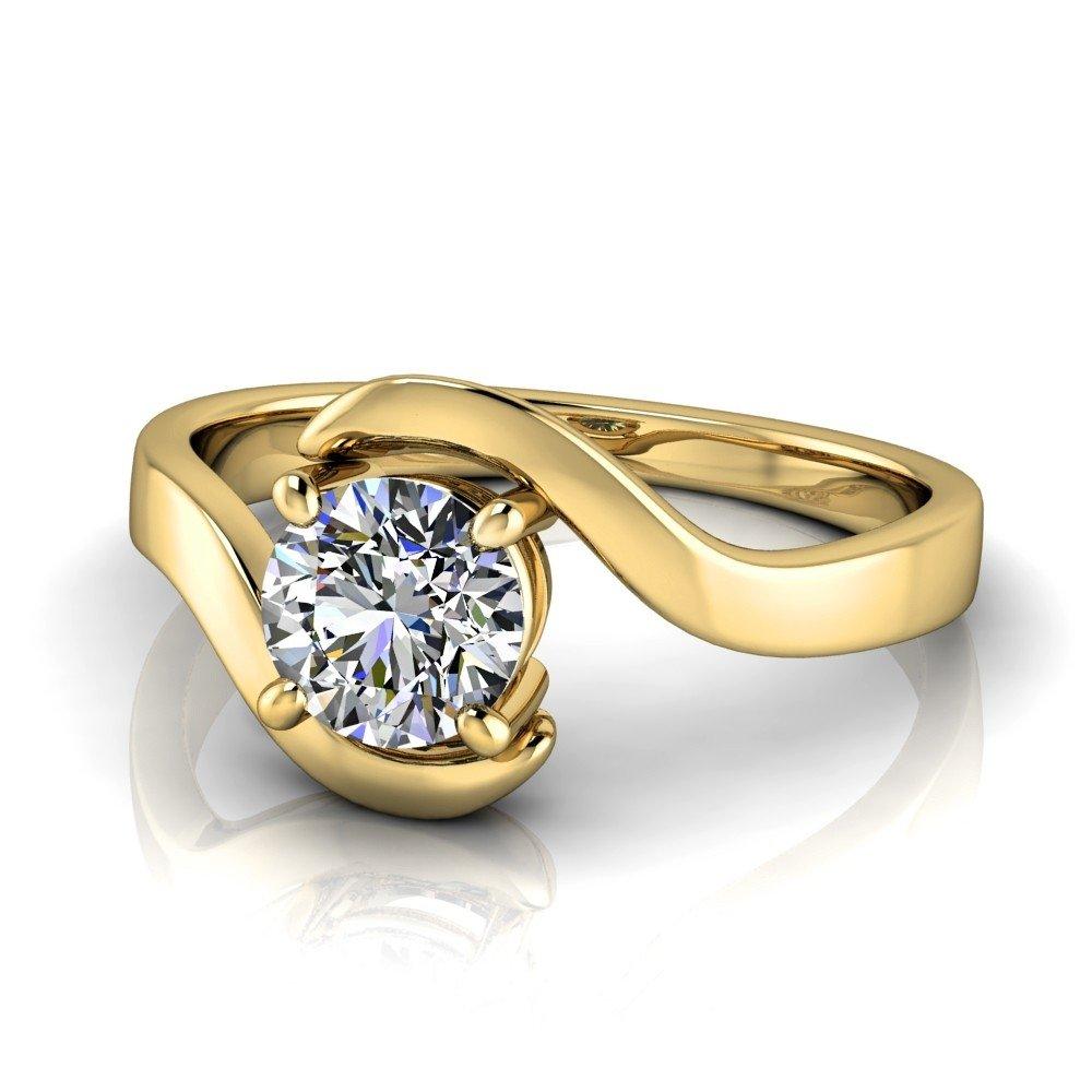 Vorschau: Verlobungsring-VR10-333er-Gelbgold-5614-deta