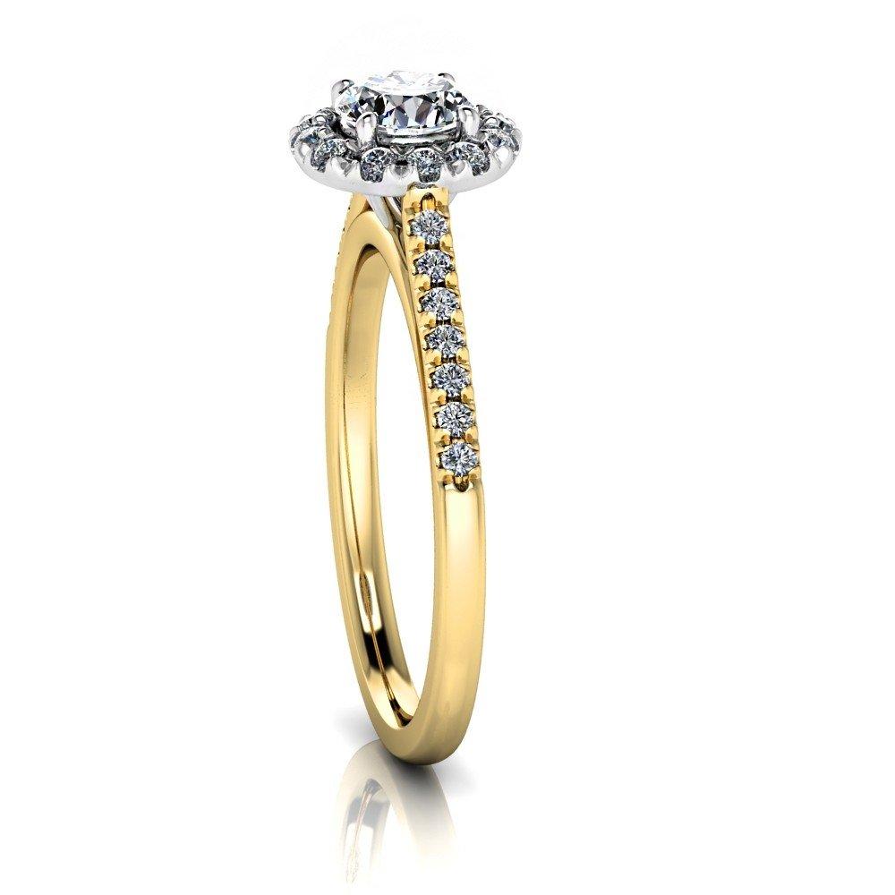 Vorschau: Verlobungsring-VR09-333er-Gelb-Weißgold-5487-ceta