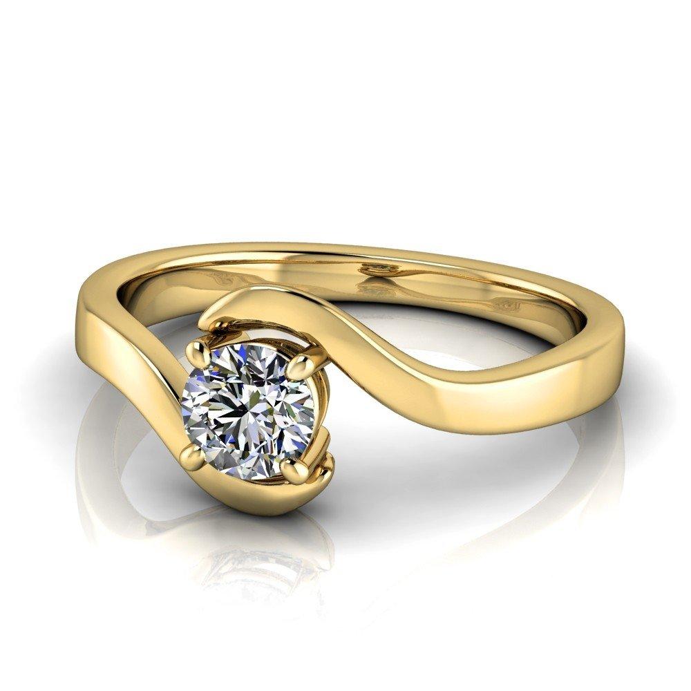 Vorschau: Verlobungsring-VR10-333er-Gelbgold-5608-deta