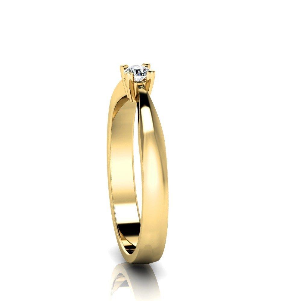 Vorschau: Verlobungsring-VR07-333er-Gelbgold-3511-ceta