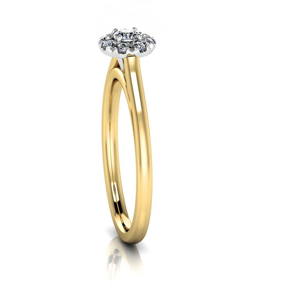 Vorschau: Verlobungsring-VR08-333er-Gelb-Weißgold-5361-ceta