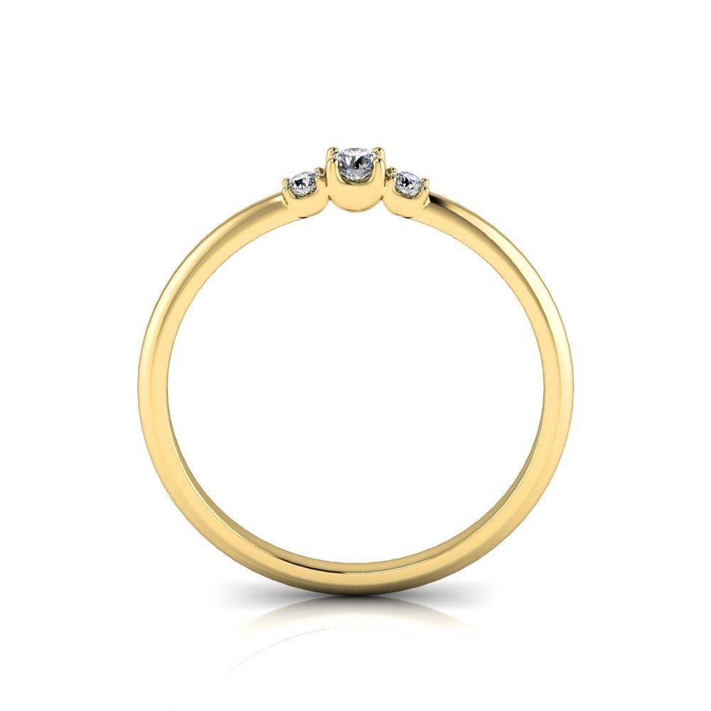 Vorschau: Verlobungsring-VR13-333er-Gelbgold-5787-beta