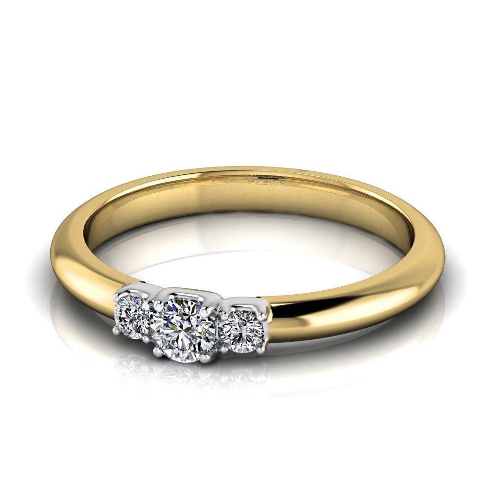 Vorschau: Verlobungsring-VR13-333er-Gelb-Weißgold-5778-deta