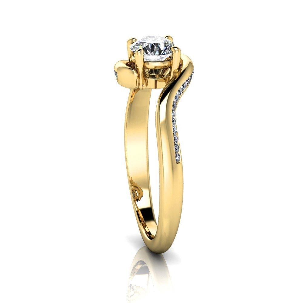 Vorschau: Verlobungsring-VR11-333er-Gelbgold-5669-ceta