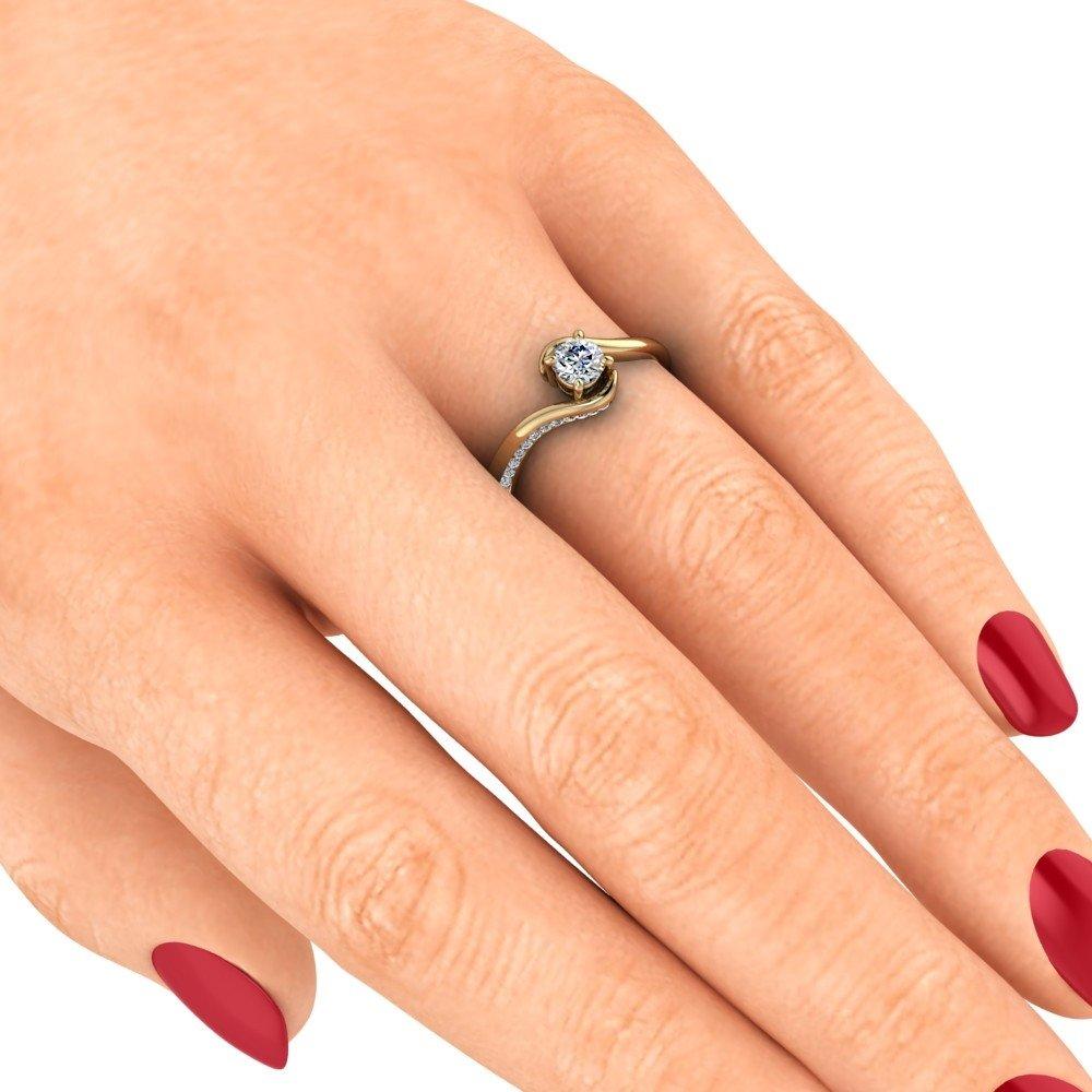 Vorschau: Verlobungsring-VR11-333er-Gelbgold-5666-eeta