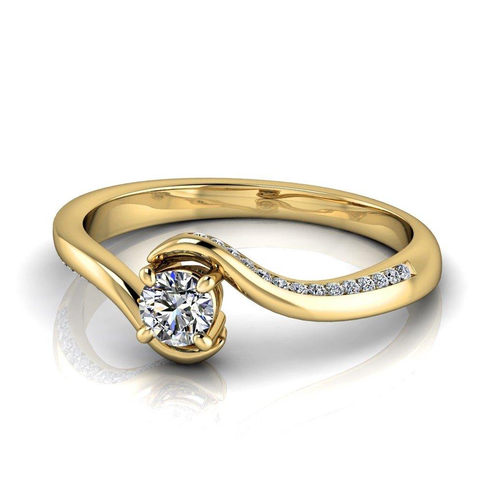 Vorschau: Verlobungsring-VR11-333er-Gelbgold-5666-deta