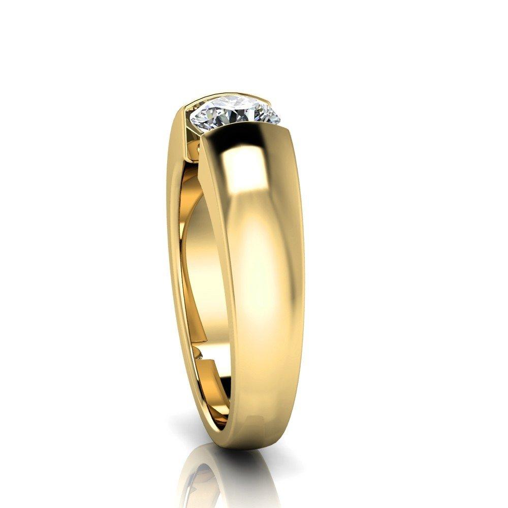 Vorschau: Verlobungsring-VR04-333er-Gelbgold-5149-ceta