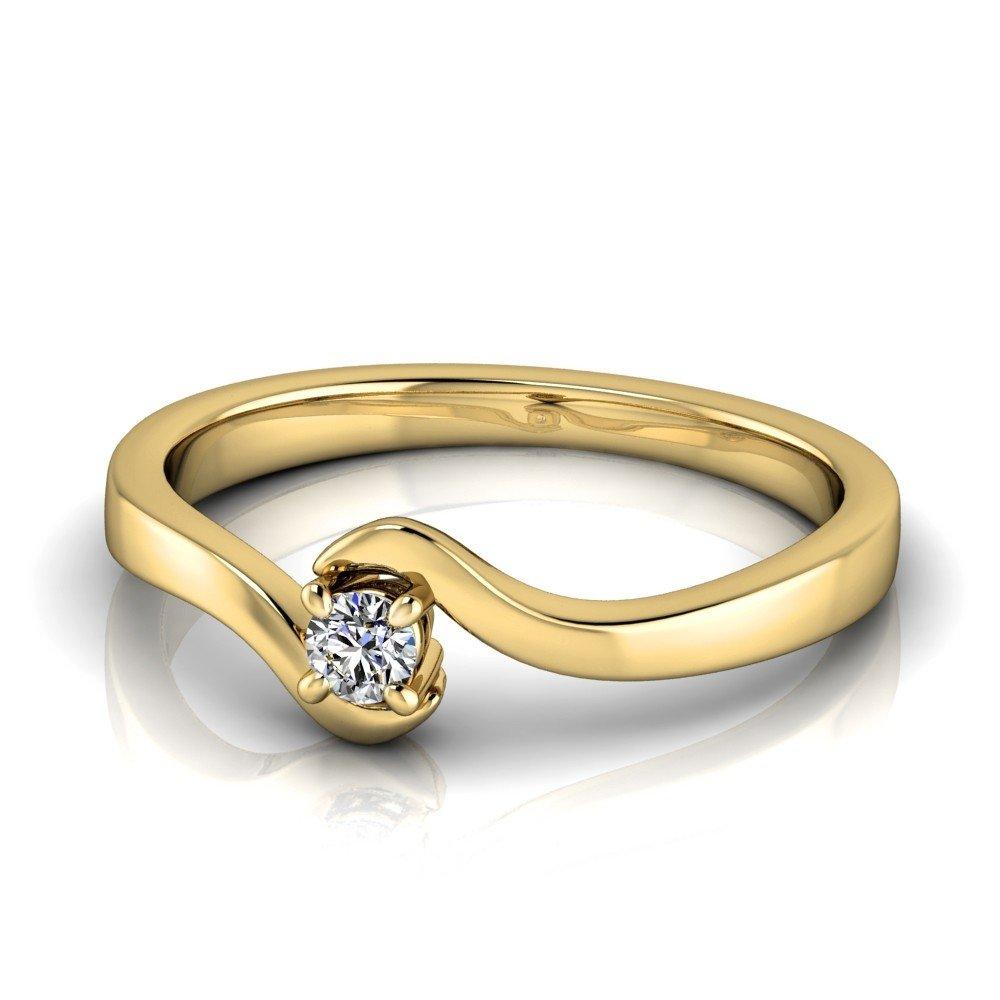 Vorschau: Verlobungsring-VR10-333er-Gelbgold-5601-deta