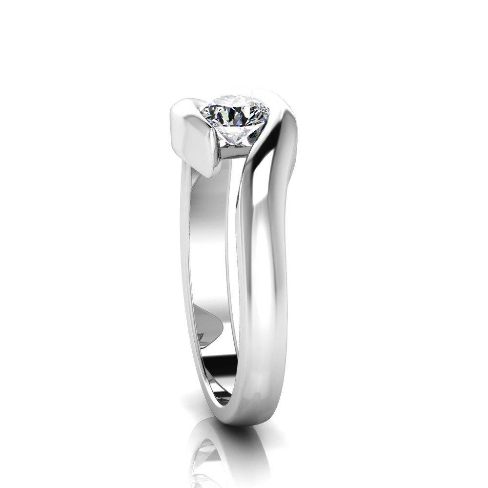 Vorschau: Verlobungsring-VR03-333er-Weißgold-6763-ceta