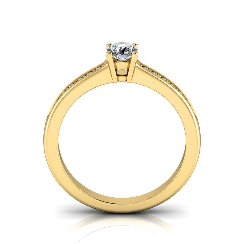 Vorschau: Verlobungsring-VR05-333er-Gelbgold-5189-beta