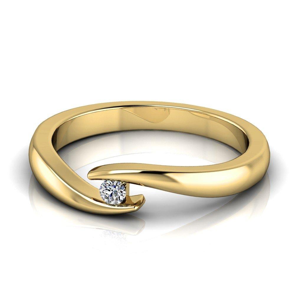 Vorschau: Verlobungsring-VR03-333er-Gelbgold-3358-deta