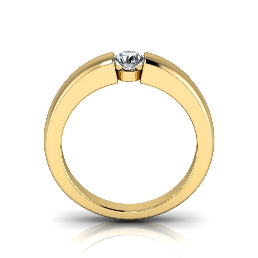 Vorschau: Verlobungsring-VR04-585er-Gelbgold-5157-beta