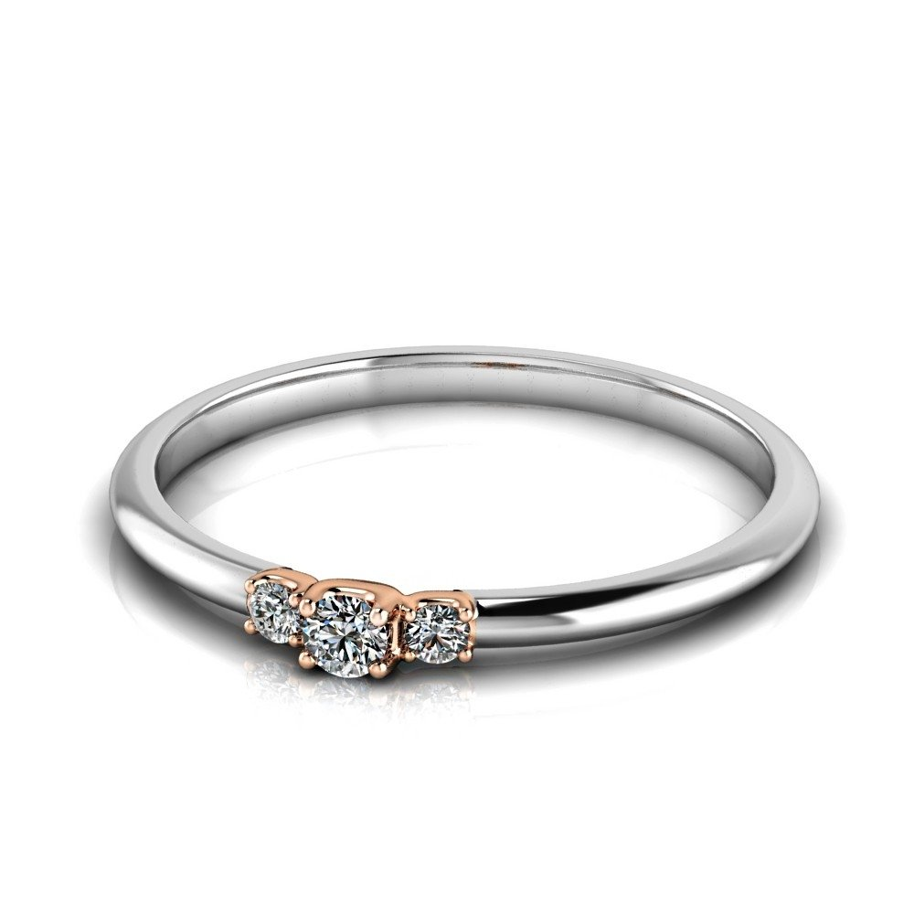 Vorschau: Verlobungsring-VR13-585er-Weiß-Rotgold-5863-deta