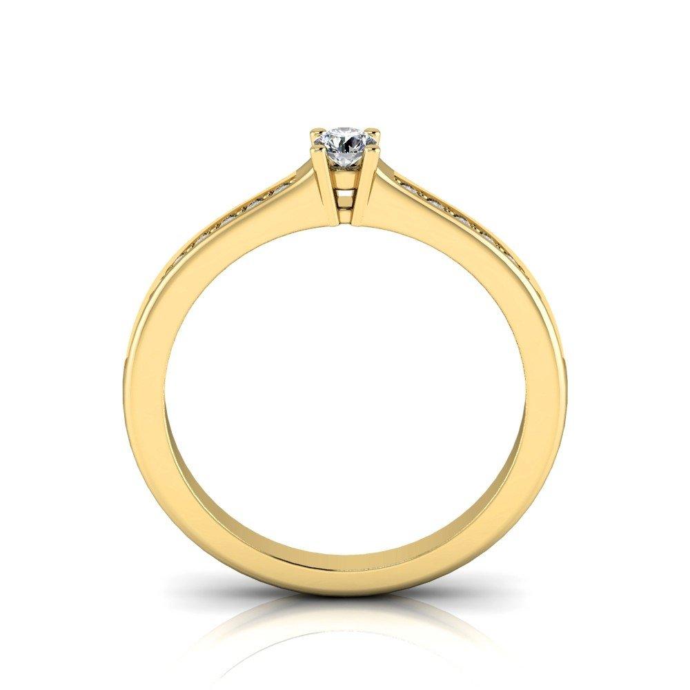 Vorschau: Verlobungsring-VR05-333er-Gelbgold-3439-beta